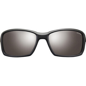 Julbo Whoops Spectron 4 Sunglasses Matt Black-Brown Flash Silver